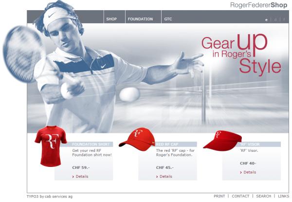 federer_online_store_home
