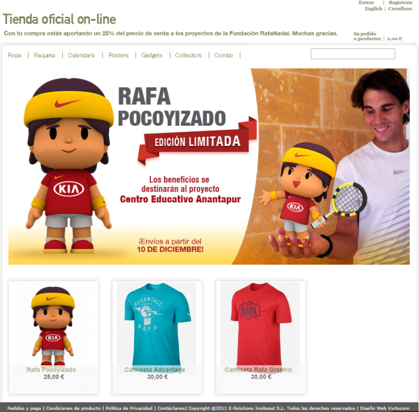 nadal_online_store_home