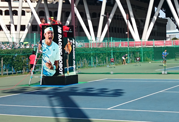 raonic_robot_japan_open_2014